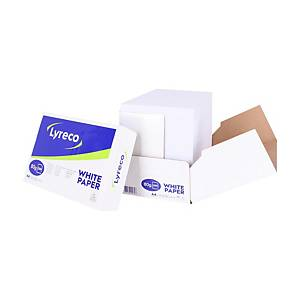 Lyreco white paper A4 80g - box of 2500 sheets