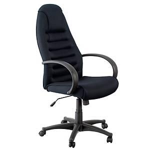 Cadeira com mecanismo basculante Archivo 2000 Morcego - preto
