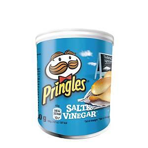 Pringles Salt & Vinegar 40G Tub - Pack of 12