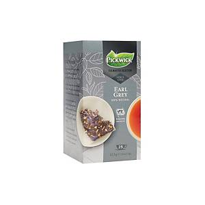 Pickwick Tea Master Selection Earl Grey thee, pak van 25 theezakjes