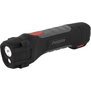 Taschenlampe Energizer Hardcase 4AA, 4x LR06/AA, 150 Lumen, grau/schwarz