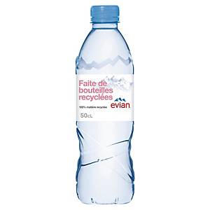 PK24 EVIAN MINERAL WATER 50CL
