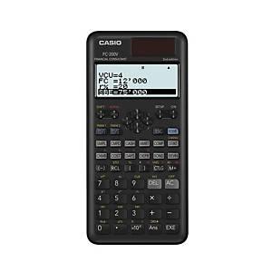 CASIO FC200 8110800 FINANCIAL CALC