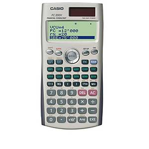 Calculadora financeira Casio FC-200V