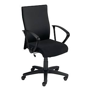DEXTER MANAGEMENT OFFICE CHAIR BLK