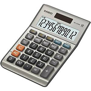 Casio MS-120BM Desktop Calculator 12 Digit