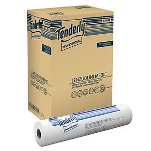 Lenzuolini medici in pura ovatta di cellulosa goffrata Tenderly - conf. 6