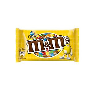 m&ms Peanut 45 g, Packung à 24 Beutel