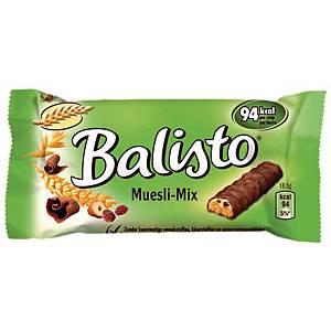 Balisto Muesli Mix reep, doos van 20 repen