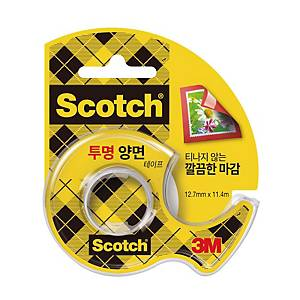 3M 136D DOUBLE-SIDED TAPE 12X6.3 W/DISP