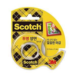3M 스카치 양면테이프 136 12mm X 6.35m