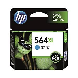 HP CB323WA 564XL Inkjet Cartridge - Cyan