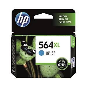 HP CB323WA 564XL 墨水盒 藍色