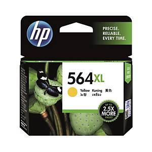 HP CB325WA 564XL Inkjet Cartridge - Yellow