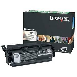 Lexmark T650A11E cartouche laser noir [7.000 pages]