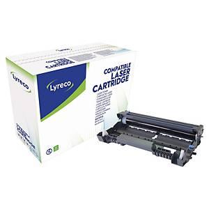 Trumma Lyreco Brother DR-3100 kompatibel, 25 000 sidor, svart