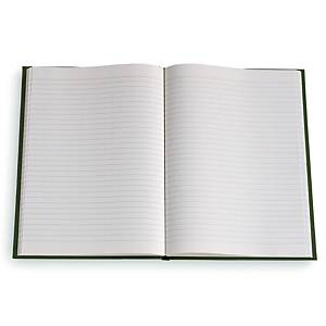 7.sans Protokoll Almanakkforlaget, stivbind,  297 x 210 mm, linjert, 96 sider