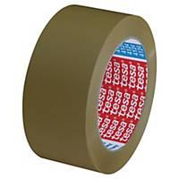 Balicí páska tesapack® ULTRA STRONG, 50 mm x 66 m, hnědá