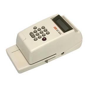 MAX EG30A Electronic Checkwriter