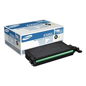 Samsung CLT-K5082L cartouche laser noire HC [5.000 pages]