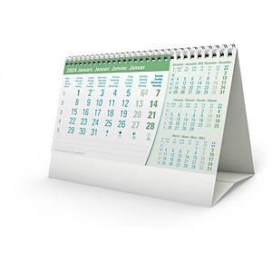 Green Collection desk calendar 15 x 20 cm