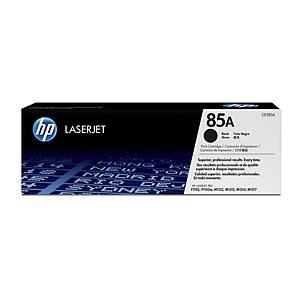 Tóner láser HP 85A - CE285A - negro