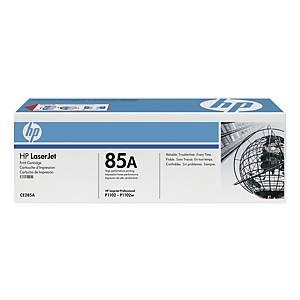 Lasertoner HP 85A CE285A, 1 600 sidor, svart