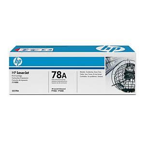 HP 78A CE278A laservärikasetti musta