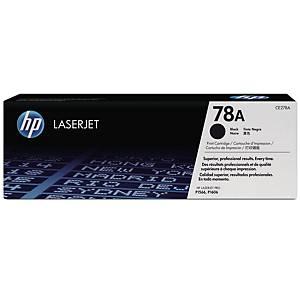 HP CE278A LJ TONER BLK