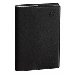 Agenda tascabile Quo Vadis Rigiro Equology nero 9x12,5cm