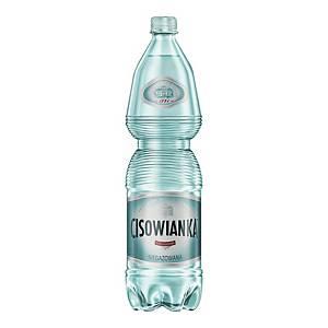 Woda mineralna CISOWIANKA niegazowana, zgrzewka 6 butelek x 1,5 l