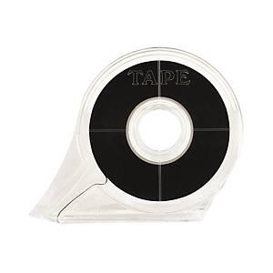 PILOT Whiteboard Permanent Line Tape 3mm x 16.4m - Black