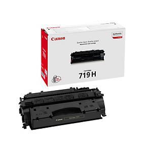 Canon 719H Black Cartridge 6.4K 3480B002AA