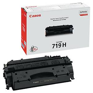 Tóner láser Canon 719H - negro
