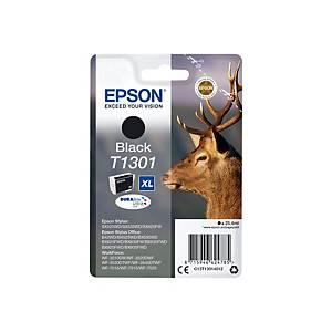 Epson atramentová kazeta T1301 XL(C13T13014012), čierny