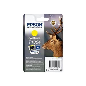Epson atramentová kazeta T1304 XL (C13T13044012), žltá
