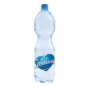 Minerální voda Szentkiralyi sycená 1,5 l, 6 kusů