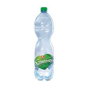 Minerální voda Szentkiralyi jemně sycená 1,5 l, 6 kusů