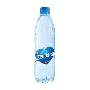 Minerální voda Szentkiralyi sycená 0,5 l, 18 kusů