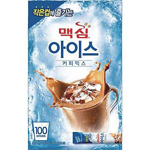 PK100 MAXIM ICED COFFEE MIX 13G
