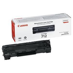 Cartouche de toner Canon CRG -712 - noire