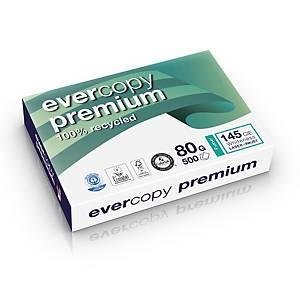 Papier ekologiczny EVERCOPY Prestige A4 80g, ryza 500 arkuszy