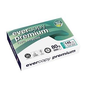 Paquete 500 hojas de papel reciclado Evercopy Premium - A3 - 80 g/m2