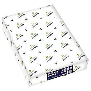 Återvunnet papper Evercopy Premium, A3, 80 g, 500 ark per bunt