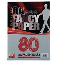 PK25 DOOSUNG P17 PAPER A4 80G GREY