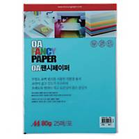 PK25 DOOSUNG P19 PAPER A4 80G L/GREEN