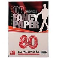 PK25 DOOSUNG P39 PAPER A4 80G PEACH