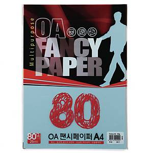 PK25 DOOSUNG P43 PAPER A4 80G LIGHT BLUE
