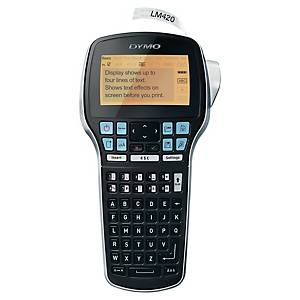 Dymo Labelmanager 420P Handheld Label Maker, ABC Keyboard