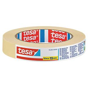 TESA MASKING TAPE 19MMX50M